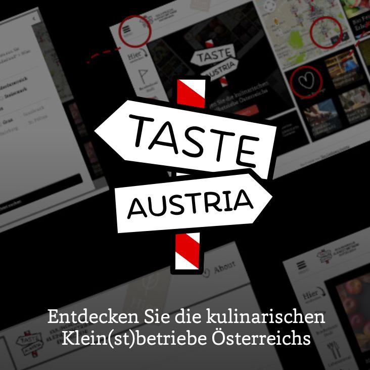 Taste Austria, 2014